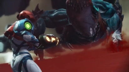 Metroid Dread - Overview Trailer