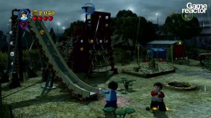 Ti minutter av Lego Harry Potter