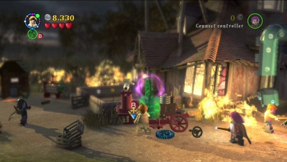 LEGO Harry Potter: Years 5-7 - Combat Gameplay Trailer