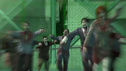 Yakuza: Dead Souls - Character Trailer