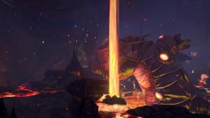 Firefall - Tifan Boss Fight: Kanaloa