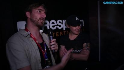 E3 2014: Titanfall-intervju