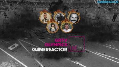 Runde tre av GR-olympiaden