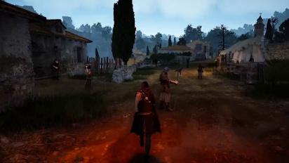 Black Desert Online - Stormy Nights Are Back Trailer