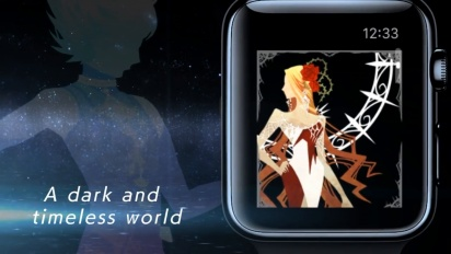 Cosmos Rings - Apple Watch Launch Trailer