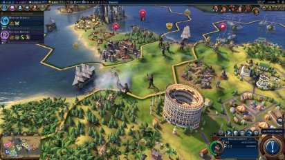 Civilization VI - First Look at Australia