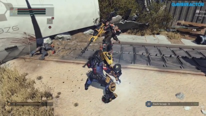 The Surge - Tidlig gameplay