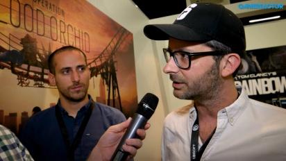 Rainbow Six: Siege - Intervju av Alex Remy & François-Xavier Deniele