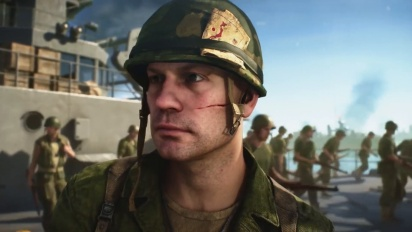 Battlefield V - War in the Pacific Official Trailer