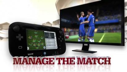 FIFA 13 - Wii U Trailer