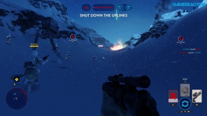Gameplay: Star Wars Battlefront - Twilight on Hoth