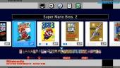 Slik er NES Mini-menyen