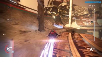 Destiny - Shining Sands Sparrow Racing League Gameplay