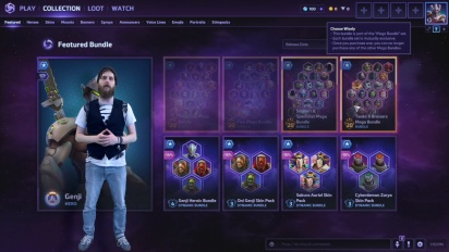 Heroes of the Storm 2.0 - Mega Bundle Video #2 (Flex)