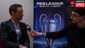 Vi snakker med Konamis Jonas Lygaard på Anfield