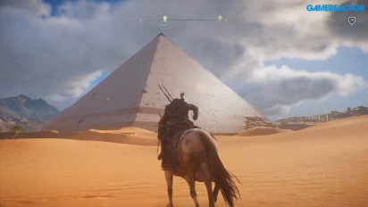 Assassin's Creed Origins - En reise på tvers av kartet