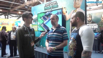 Two Point Hospital - intervju med Ben Huskins og Chris Knott
