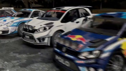 WRC 8 - Iconic Cars Trailer