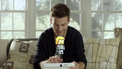Scribblenauts Unlimited - TV Commercial