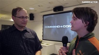 Command & Conquer-intervju
