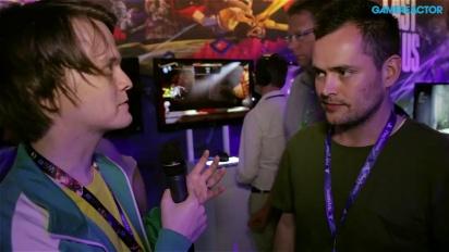 E3 13: Puppeteer-intervju