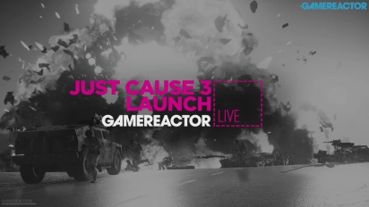 Just Cause 3-lanseringen - Andre del