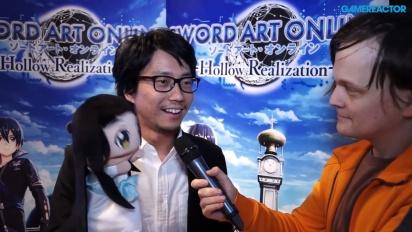 Sword Art Online - Yosuke Futami-intervju