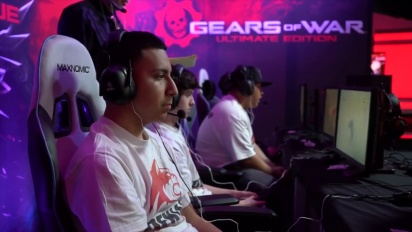 Gears of War 4 - Gears Pro Circuit announcement trailer