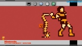 NES Mini - Pixel Art Screensaver