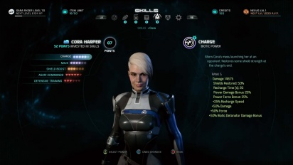 Mass Effect: Andromeda - Character Customisation Trailer