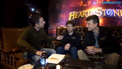 Hearthstone: The Witchwood & Monster Hunt - Mike Donais and Dave Kosak Interview