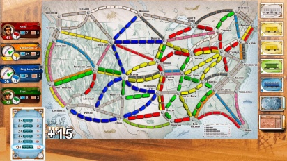 Ticket to Ride Playlink - E3 Trailer