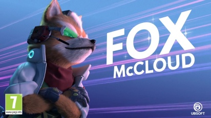 Starlink: Battle for Atlas - Fox McCloud Pilot Trailer