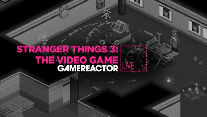 Stranger Things 3: The Game - Livestream Replay