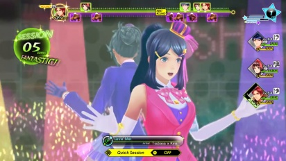 Tokyo Mirage Sessions #FE Encore -  Battle Trailer