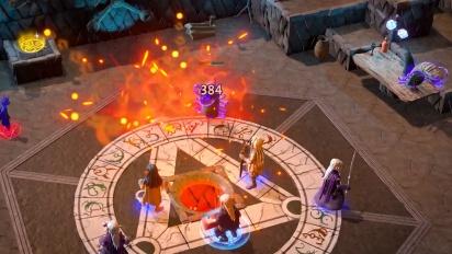 The Dark Crystal: Age of Resistance Tactics - Peer into the Dark Crystal #2
