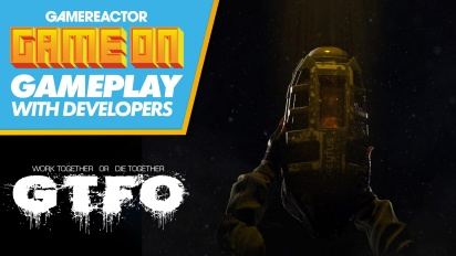 GTFO: The Vessel - Rundown 003 Commented Gameplay