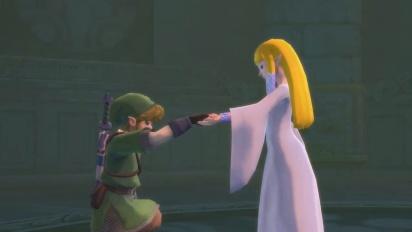 The Legend of Zelda: Skyward Sword HD - Launch Trailer