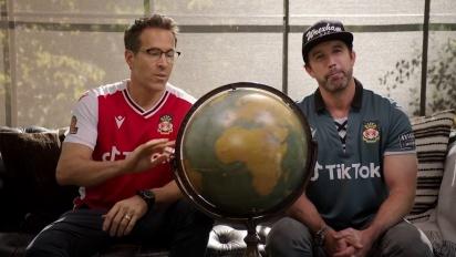 FIFA 22 - Wrexham FC Trailer