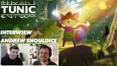 Tunic - Andrew Shouldice Interview