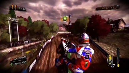 MUD: FIM Motocross World Championship - Release Trailer