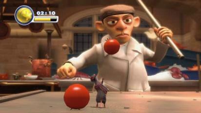 Kinect Rush: A Disney Pixar Adventure - Announcement Trailer