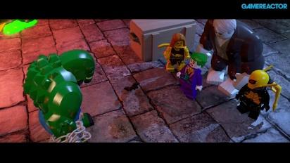 Første time av Lego Batman 3: Beyond Gotham