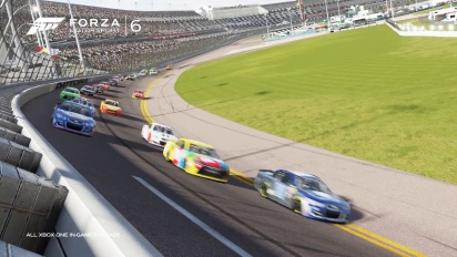 Forza Motorsport 6 - NASCAR Expansion Trailer