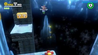 Super Mario Odyssey -  Gameplay fra Sand Kingdom