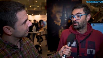 Blasphemous - intervju Mauricio García & Enrique Cabeza