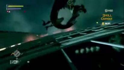 Ninja Blade - Ninja Action Gameplay 1 Trailer
