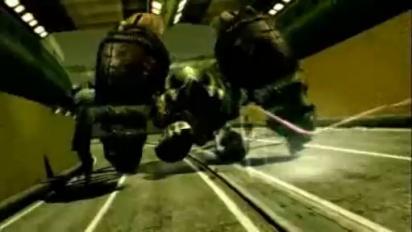 Ninja Blade - Quick-Time Event Gameplay Trailer