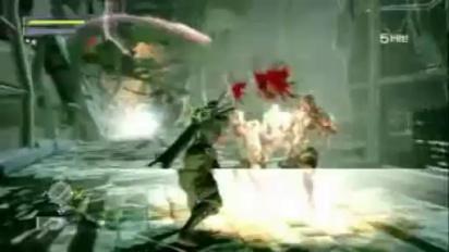Ninja Blade - Weapon Gameplay 3 Trailer
