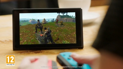Fortnite - Nintendo Switch Trailer